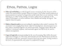 persuasive speech ppt  4 ethos