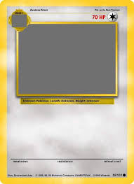 pokemon card template pokeverse amino