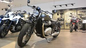 2018 triumph bonneville 1200 bobber for sale near concord north