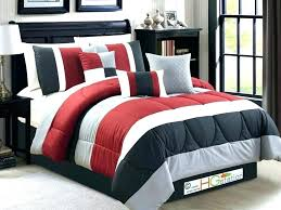 full size of black white and grey quilt covers single duvet cover gray red bedding cave