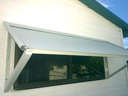 window eaves blinds corrugated window awnings window eaves bunnings