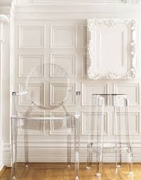 The Chic Louis Ghost Chair Holds A Position Of High Rank In The
