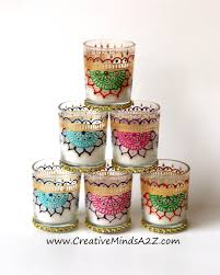 set of 50 unscented gl votives indian wedding wedding favors bridal shower favors return gifts indian wedding favors for guests