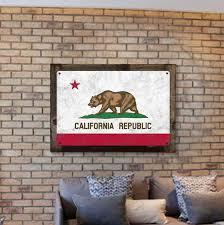 california state flag california bear