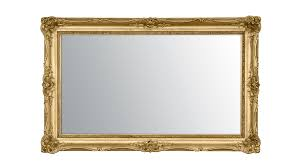 surrey tv frame gold ornate tv frame