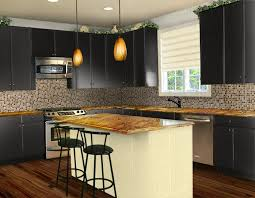 Virtual Kitchen Remodeling Painting