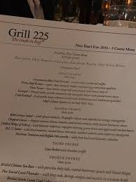 New Year Menu New Years Eve Menu Ton Of Food It Was Amazing Price Was