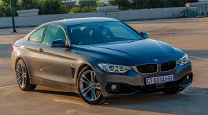 BMW 4 Series Coupe Driven In South Africa - Specs and Prices ...