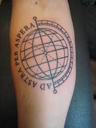 Globe Tattoo Wwwshannonarchuletacomutmsourceflickru Flickr