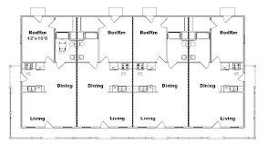 multi house plans floor plan designs modern 4 unit apartment building multi house plans floor plan designs modern 4 unit apartment building