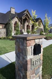 exterior mailboxes uk. 275 best outside lighting and mailbox ideas images on pinterest | box, woodwork exterior mailboxes uk