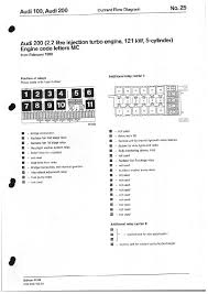 audi 100 wiring diagram audi wiring diagrams