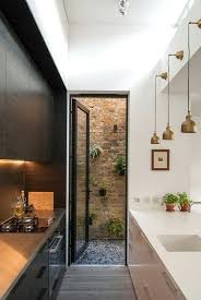 modern galley kitchen design. Modern Galley Kitchen Magnificent Design Best Ideas About On .