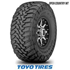 Toyo Open Country Mt Lt 285 70r17 121p E 285 70 17 2857017