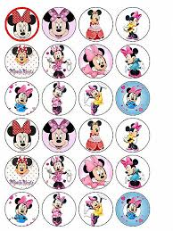 Birthday Cakes Awesome Minnie Mouse 1st Birthday Cake topper