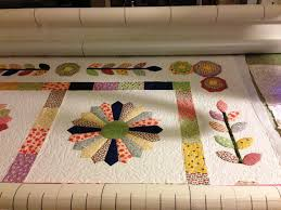 Guest Today on American Patchwork Radio | LoveBug Studios & It's coming along to be sure, but there are about 5 or 6 quilts behind it  that aren't getting done any faster. Yikes! Looks like I made a great  decision not ... Adamdwight.com