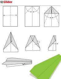 Paper Airplane Patterns Unique Ideas