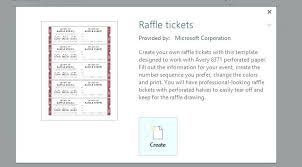 Print Raffle Tickets At Home Raffle Ticket Design Ideas Johnnybelectric Co
