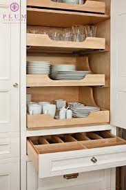 Kitchen Cabinet Rolling Shelves 17 Best Images About Cabinet Storage Solutions On Pinterest
