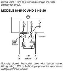paragon timer wiring diagram Commercial Defrost Timer Wiring Diagram paragon defrost timer 8145 20 wiring diagram questions & answers Typical Defrost Timer Wiring Diagram