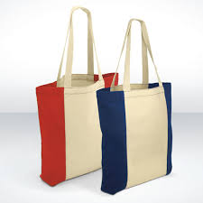 carrier bags. canvas carrier bags b