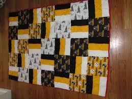 Steelers Bedroom Steelers Quilt My Blog