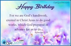 Birthday Bible Quotes Gorgeous Birthday Wishes With Bible Quotes Unique Happy Verses On Bible
