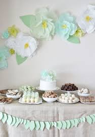 Tissue Paper Flower Decor Tissue Paper Flower Decor For Garden Tea Party Pictures Photos And