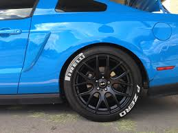 d white letter tires dip tires