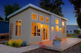 Charming Small Prefab Home Model IDesignArch Interior Design Amazing Interior Designs For Small Homes Model