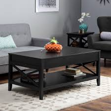 endearing breathtaking side table accent tables hayneedle belham living hampton lifttop coffee table black hayneedle in