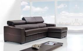leather sleeper sofa. Popular Leather Sectional Sleeper Sofa Brown Full Top Grain