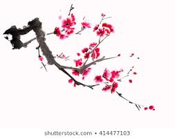 <b>Chinese Painting</b> Cherry Blossoms Images, Stock Photos & Vectors ...