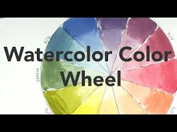 Color Mixing Lesson For Beginners The Watercolor Color