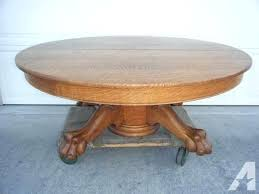 sweet antique round coffee tables maple round shaker coffee table antique
