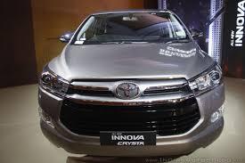 Toyota Innova Archives - Indian Autos blog
