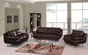 cool brown leather furniture living room decor for your ideas with