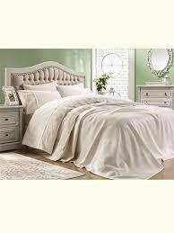 pure beige bedding set