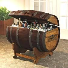 whiskey barrel chairs whiskey barrel furniture awesomely creative whiskey barrel furniture ideas intended for oak barrel