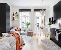 apartment interior design. Delighful Interior 4 Small Studio Interior Designs That Give Little Places A Lift On Apartment Design I