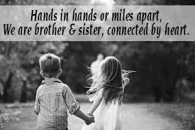 Sister Please Hold My Hand Because Without You I Can't Stand Miss New Sis Love My Com