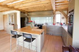 l shaped kitchen designs with island adorable rustic traditional kitchen and exposed wood ceiling beams also