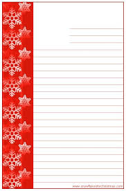 Christmas Writing Paper Template Free 127 Best Christmas Printable Boxesbagsenvelopes Ideas For Gift