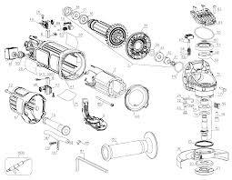 Dewalt grinder angle parts model dwe4012type1 sears partsdirect de walt 9 grinder parts diagram 33 black and decker grinder parts chicago pneumatic grinder