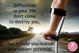 Motivational Quotes For Life Adorable Motivational Quotes Difficulties In Your Life Daily Inspirations