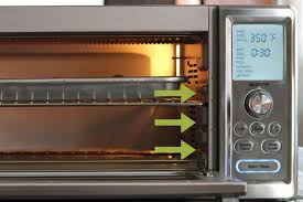 toaster oven rack placement can affect how your food cooks use the middle or bottom