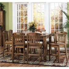 designs sedona table top base: sunny designs sedona family table amp  barstool set