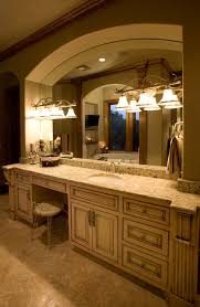 Custom Bathroom Vanity With Painted Flush Inset Cabinet Doors Cool Inset Bathroom Cabinets Interior