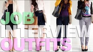 Retail Job Interview Tips What To Wear To A Job Interview Office Fashion Retail Fast Food