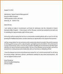 12 Grad School Recommendation Letter Invoice Template Download